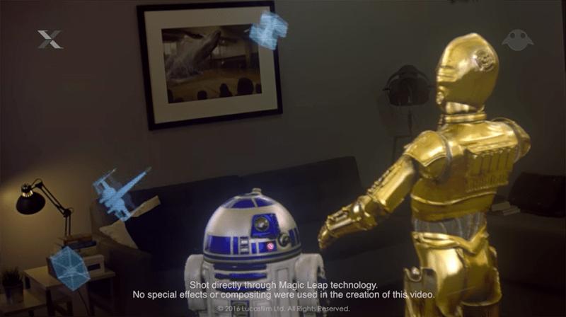 Star Wars en Realidad Aumentada
