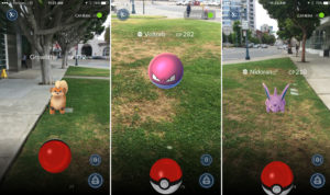 realidad aumentada, pokemon go, video juego, video game, augmented reality