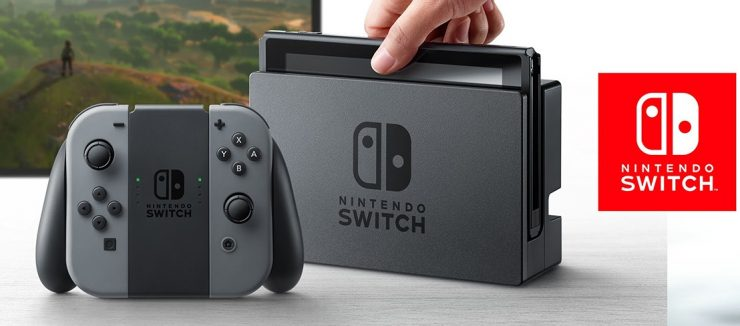 Presentación de Nintendo Switch
