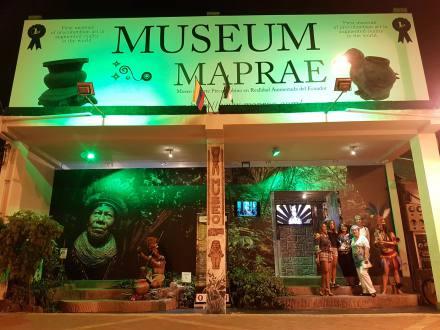 El Primer Museo en Realidad Aumentada