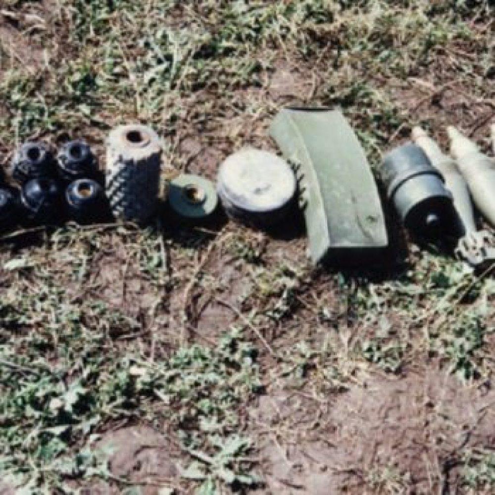 Explosive devices