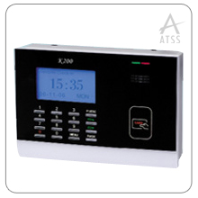 essl k200 time attendance card machine india