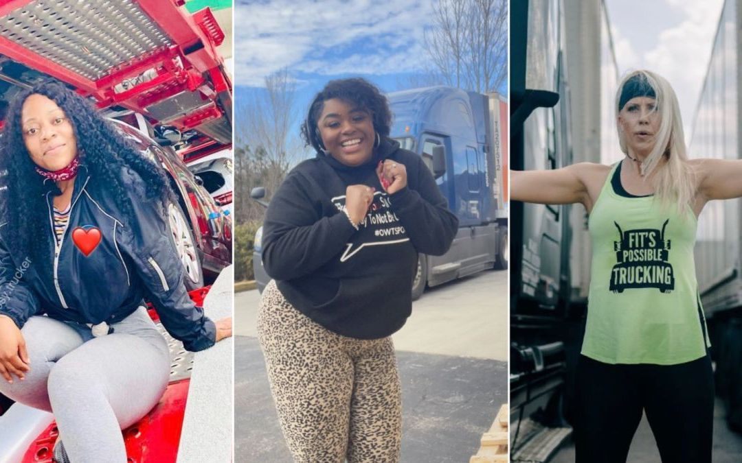Overdrive April, 2021 – Women Drivers and Social Media are Changing the Trucking Industry