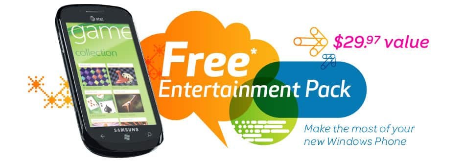 FREE Entertainment Pack!