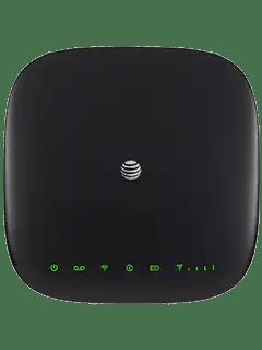 at t wireless internet paramount black