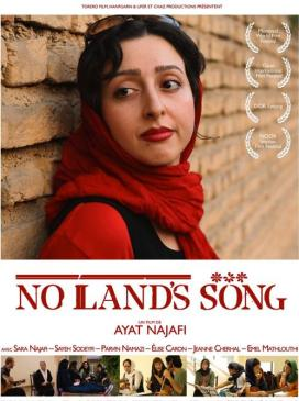 AFFICHE NO LANDS SONG