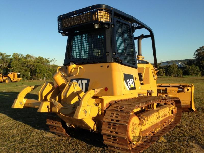 Bedrock Screen Caterpillar Cat Cat D6k Attachmart Com