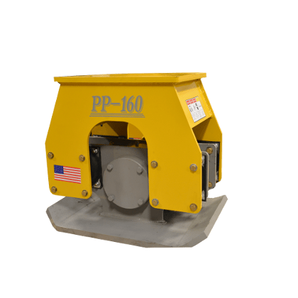 ASC brand new plate compactor PP160