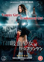 Vampire Girl Vs Frankentstein Girl