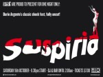 Cigarette Cinema Presents Suspiria
