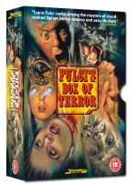 Win Fulci's Box of Terror @ Attack From Planet B