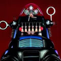 Robby the Robot - Forbidden Planet (1956)