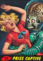 Topps Mars Attacks Trading Cards