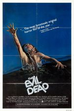 The Evil Dead (1984) Theatrical Poster
