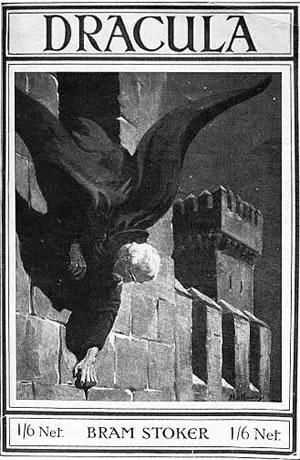 Bram Stoker's Dracula Book Cover