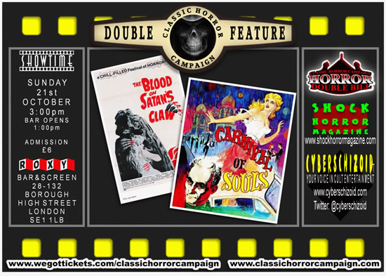The Classic Horror Campaign Double Feature