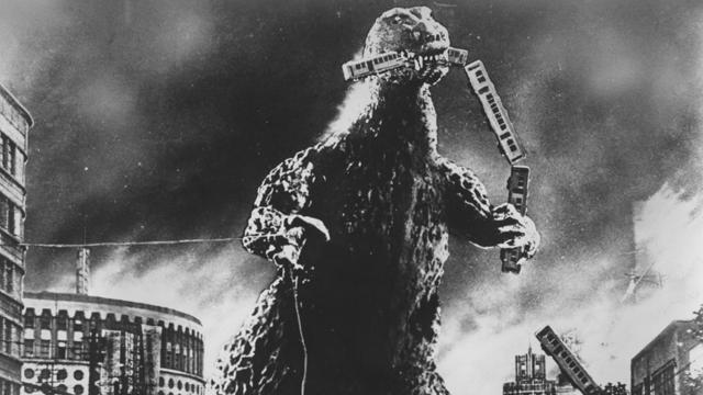 Godazilla (1954)
