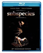 Subspecies (1991) 88 Films BD