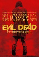 Evil Dead (2013) Theatrical Poster