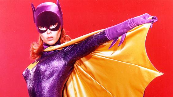 Yvonne Craig's Batgirl