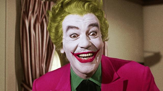 Cesar Romero's Joker