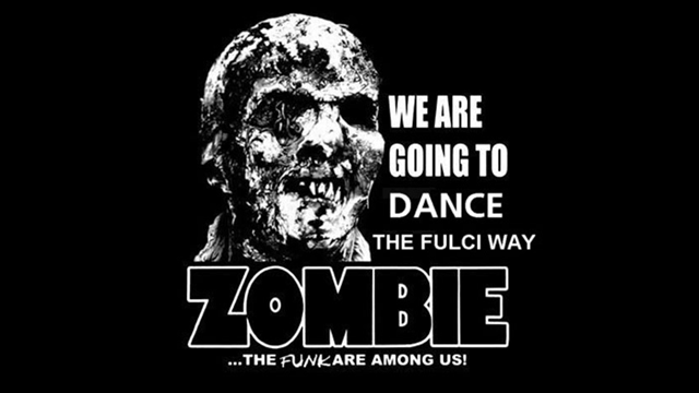 WE ARE GOING TO DANCE! (The Fulci Way) ... The Funk Are Among Us! (Islandrocks)