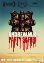Andrew W.K. Party Safari (2016)