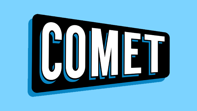 Airing on COMET TV in January 2018