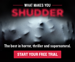 What makes you SHUDDER?