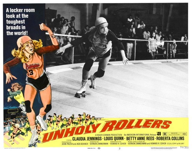 Unholy Rollers (1972)