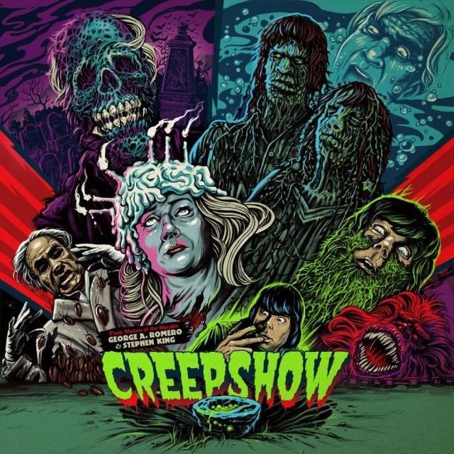 Waxwork Records Presents CREEPSHOW