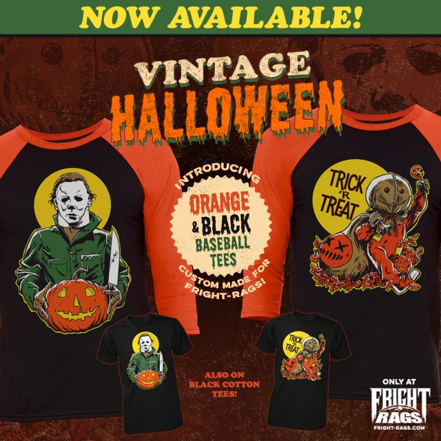 Fright-Rags' 'Vintage Halloween' Collection