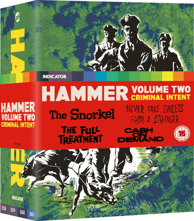Hammer Volume Two: Criminal Intent