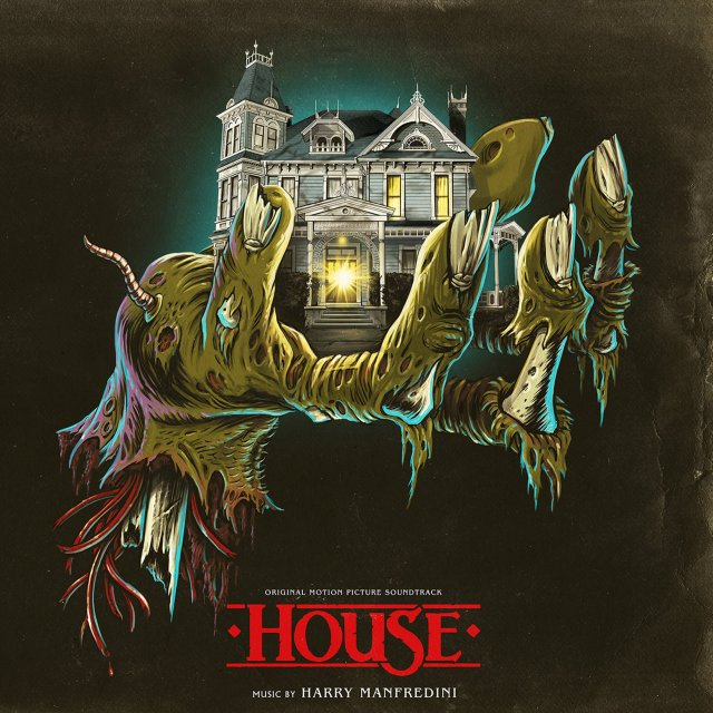 Waxwork Records Presents HOUSE 1 & 2 Double Vinyl Soundtrack