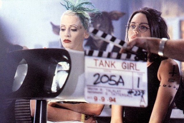 Tank Girl, Riot Grrrl