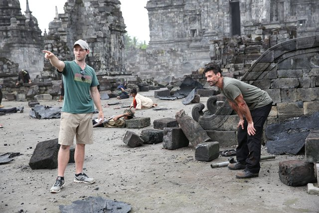An Interview with Director Liam O'Donnell, Beyond Skyline