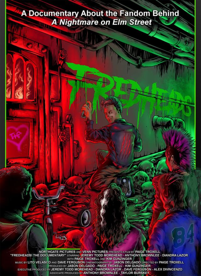 Support FREDHEADS (A NIGHTMARE ON ELM STREET Documentary) on Indiegogo