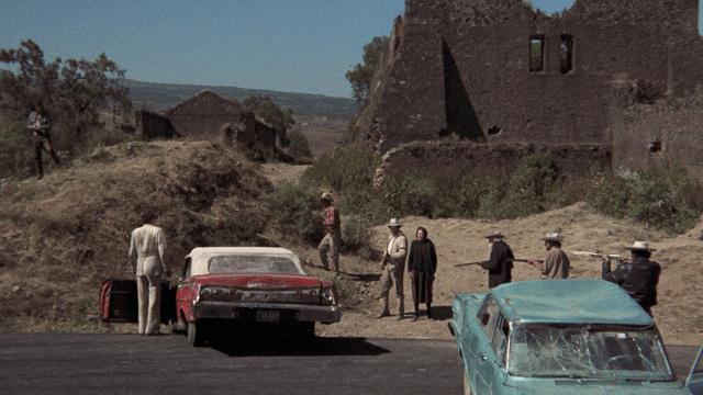 Bring Me the Head of Alfredo Garcia (1974)