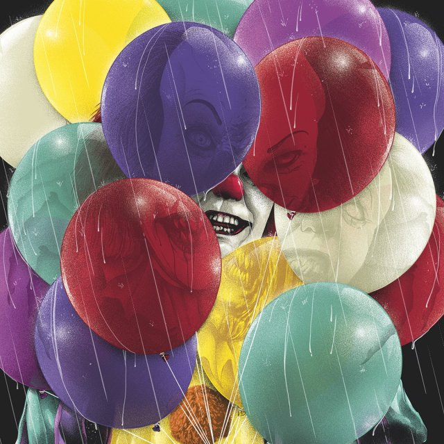 Waxwork Records Presents Stephen King's IT Vinyl Soundtrack