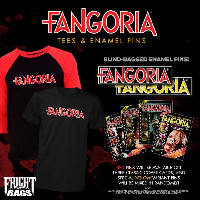 NIGHT OF THE LIVING DEAD, Fangoria and Vintage Halloween Merchandise from Fright-Rags
