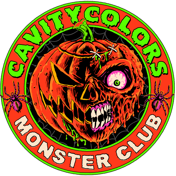 Cavity Colors Monster Club