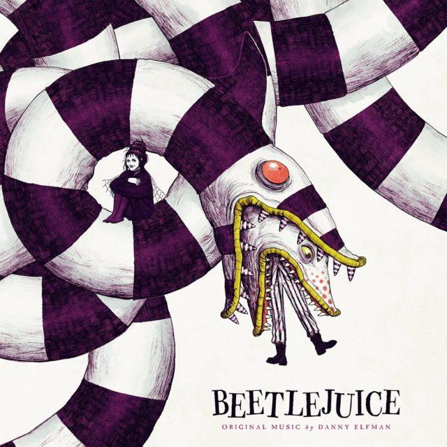 Waxwork Records Presents 30th Anniversary BEETLEJUICE Vinyl Soundtrack