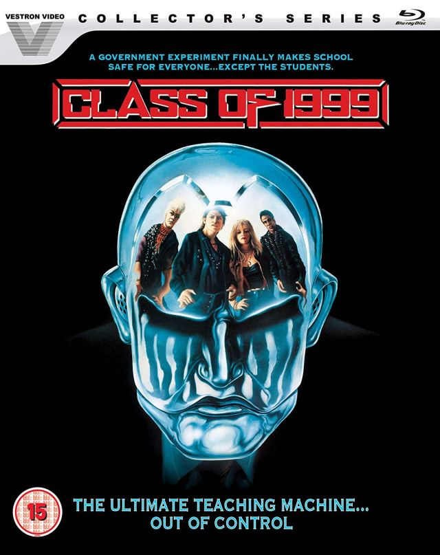 Vestron Collector's Series: CLASS OF 1999, PARENTS & THE UNHOLY on Blu-ray 25th February from Lionsgate UK