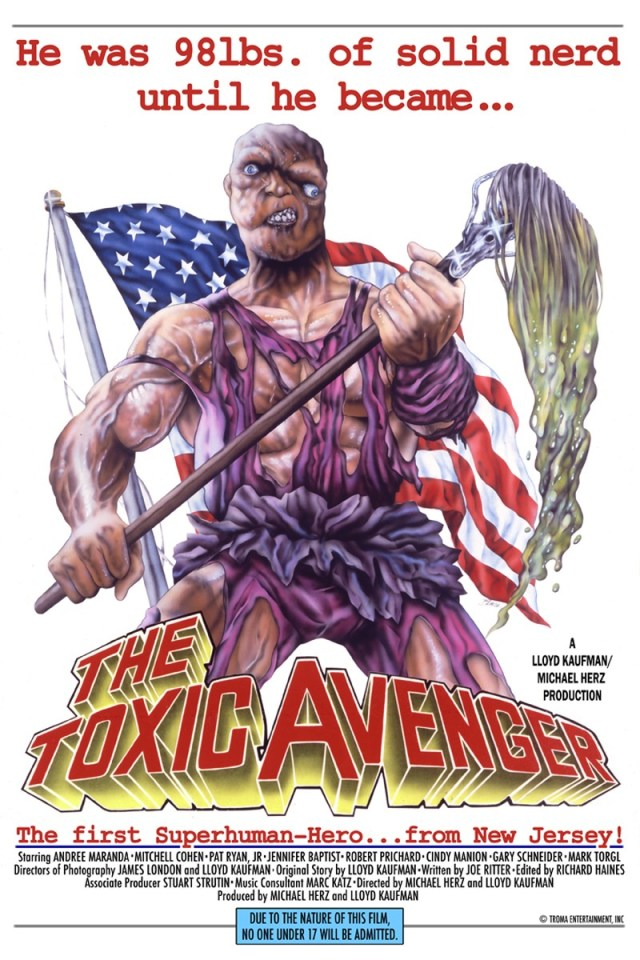 Cinémathèque Française to Honor Troma President Lloyd Kaufman + The Toxic Avenger Screening at The Max Linder Panorama Theater