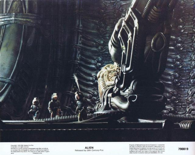 40th Anniversary of Ridley Scott's Alien: A Sci-Fi/Horror Milestone Against All Cultural Odds