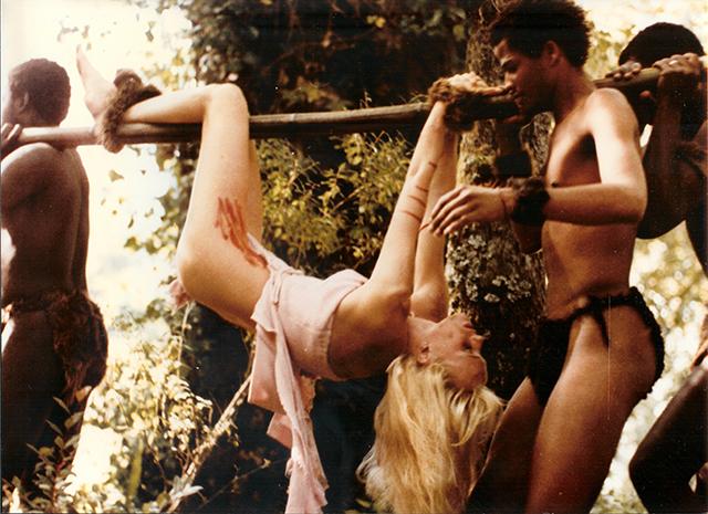 Jess Franco's DEVIL HUNTER UK Blu-ray Debut 8 April from 88 Films