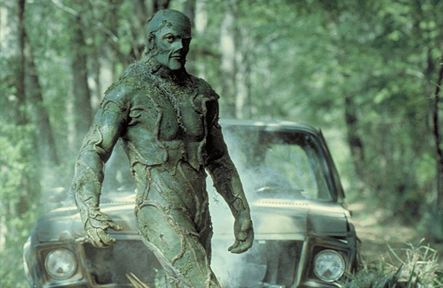 Wes Craven's SWAMP THING Oozes onto Dual Format Blu-ray/DVD 25 March from 88 Films