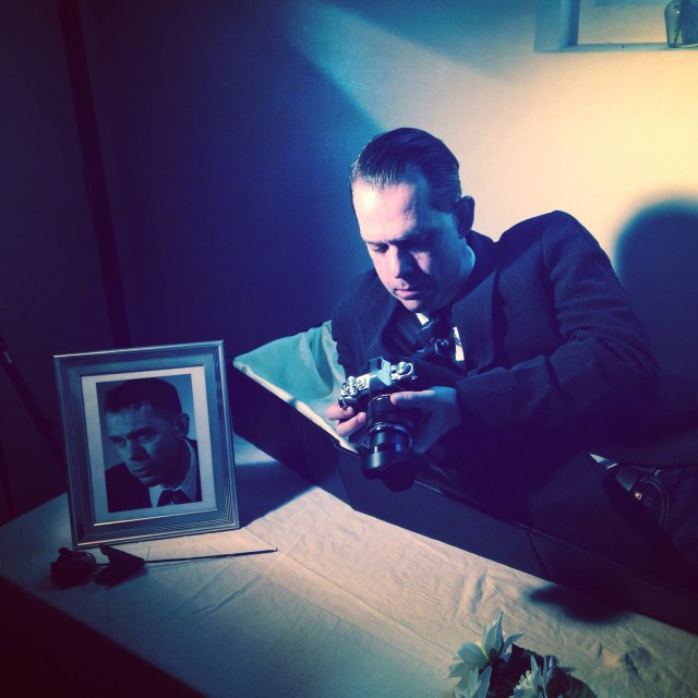 An Interview with Director Michael Fausti, The Ingress Tapes, Dead Celebrities, EXIT