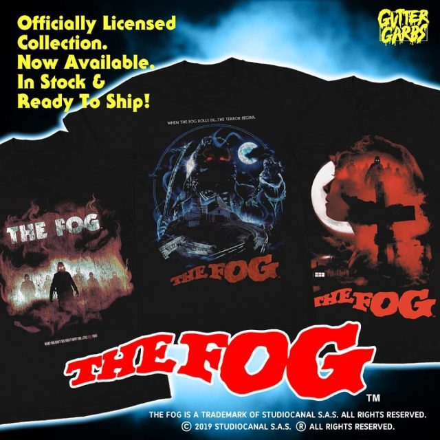 """""""It Is Night. It Is Cold. It Is Coming."""" THE FOG & BLOOD DINER Collections from Gutter Garbs"""