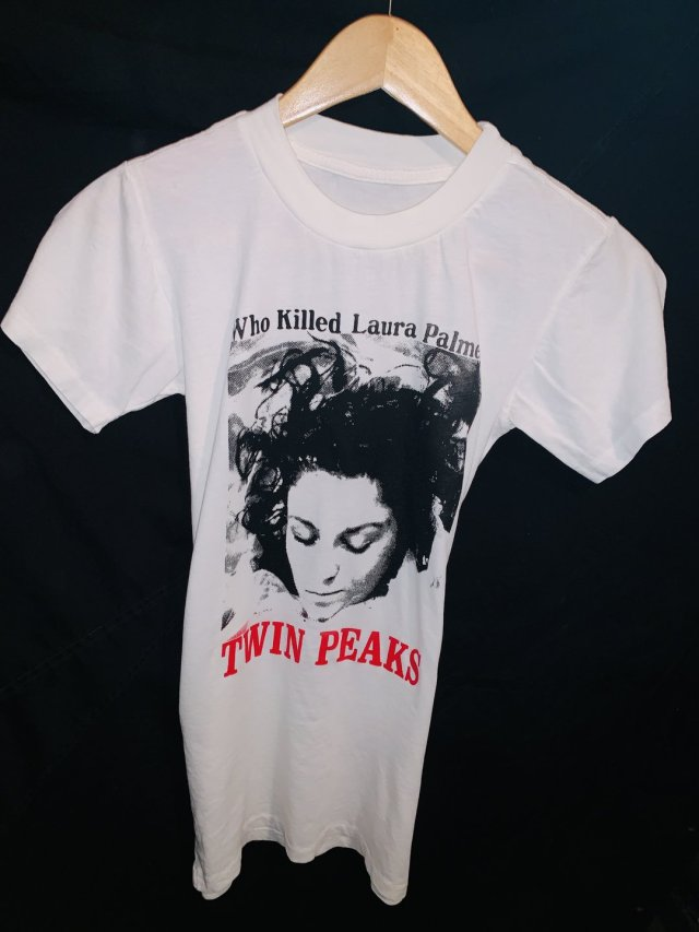Limited Edition TWIN PEAKS T-Shirt from Local Boogeyman